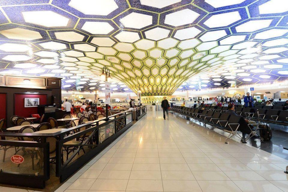 Passenger traffic at Abu Dhabi International up 8.7%