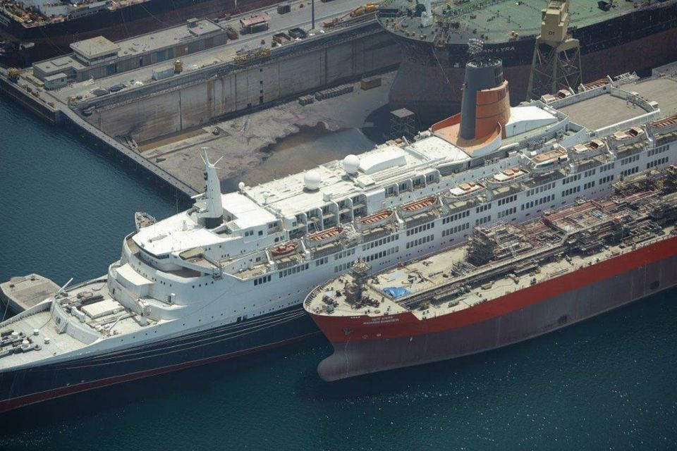QE2 said to be part of Dubai's new Port Rashid marina