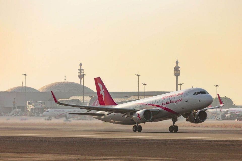 Air Arabia flight diverted to Riyadh after smoke detector alert