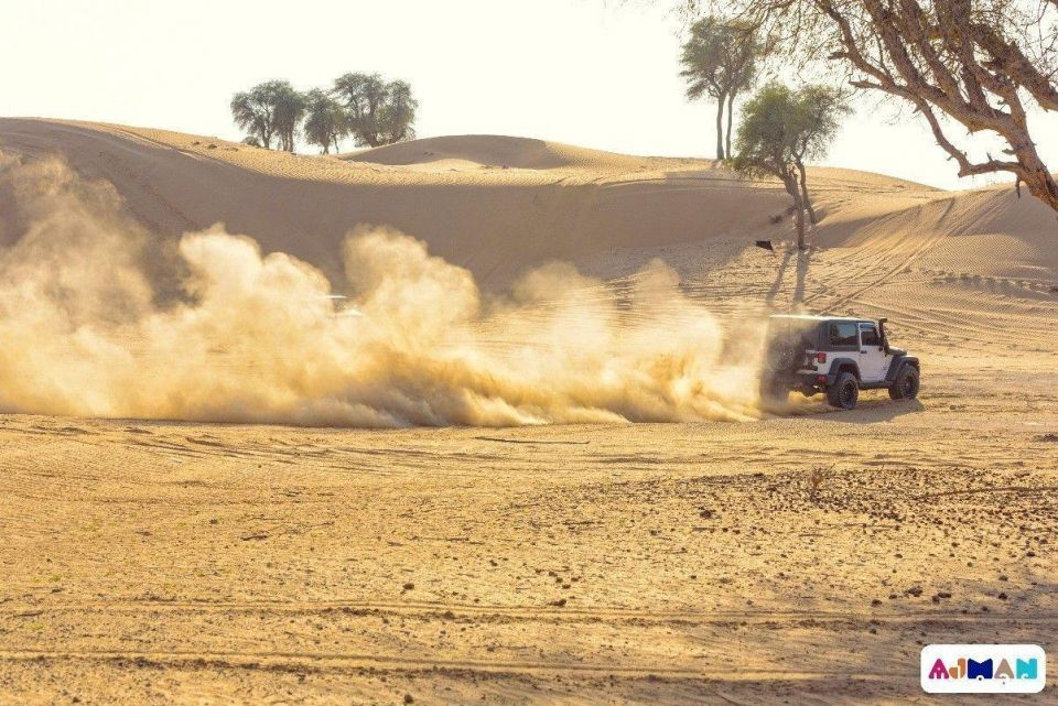 Ajman launches ratings system for desert camps