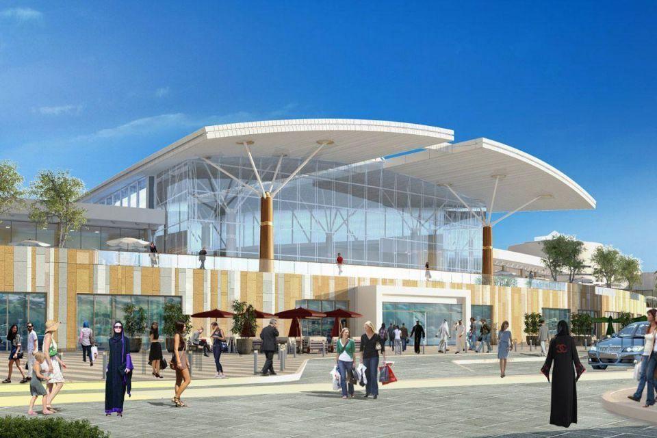 Aldar awards $87m contract for Al Jimi Mall extension