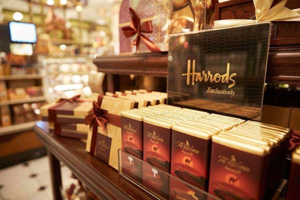 UAE's Al Nassma signs deal with Harrods