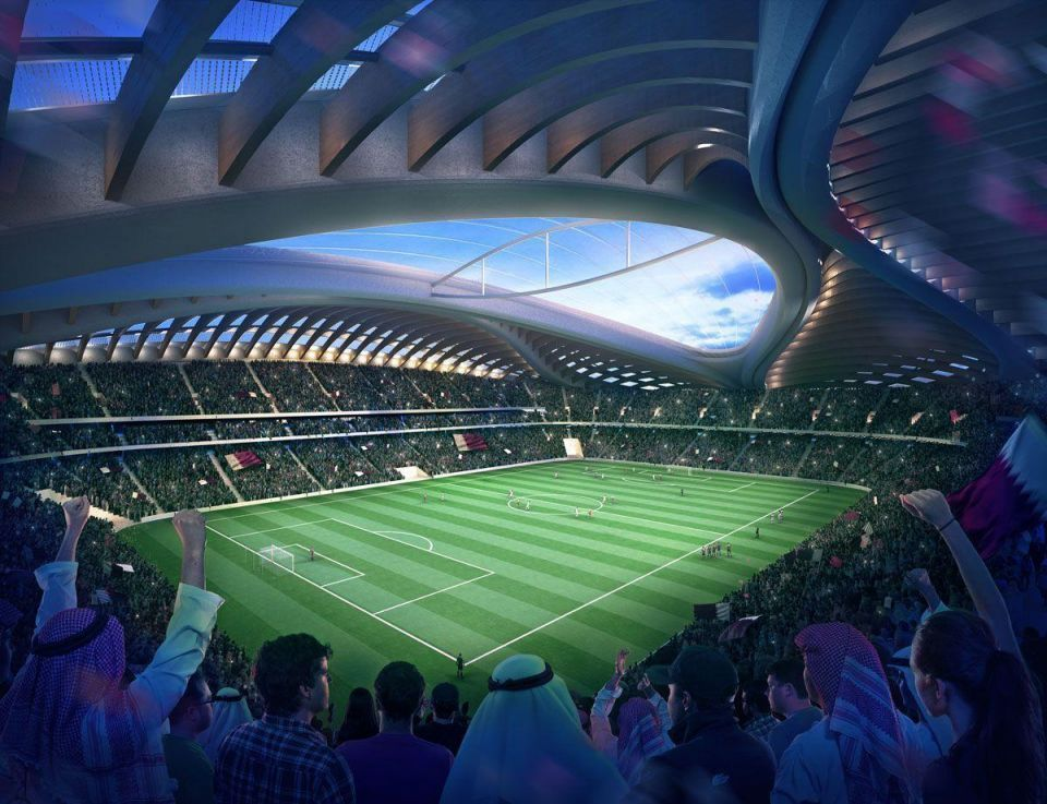Qatar reveals plan to host World Cup 2022 fans in desert tents