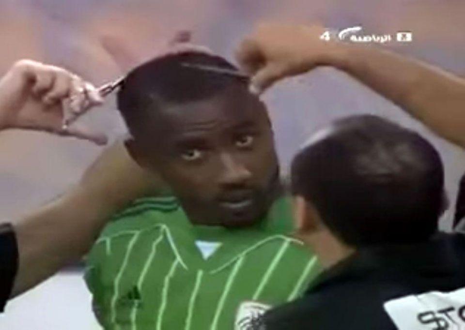 Saudi football cracks down on 'anti-Islamic' haircuts