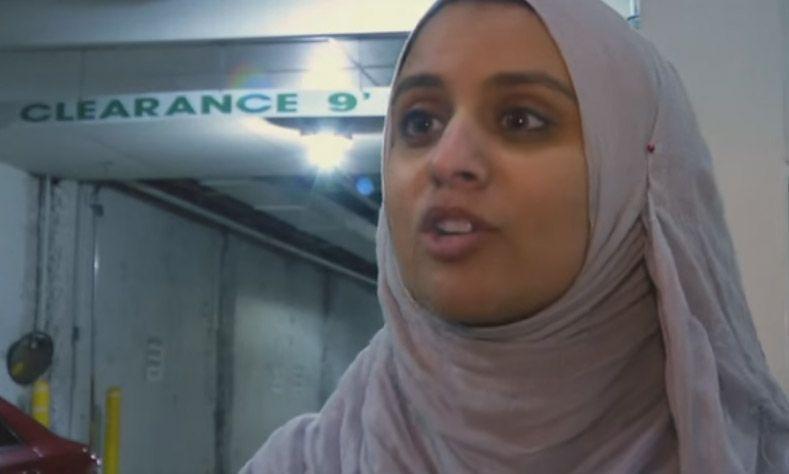 US Muslim women strike back against hate crimes