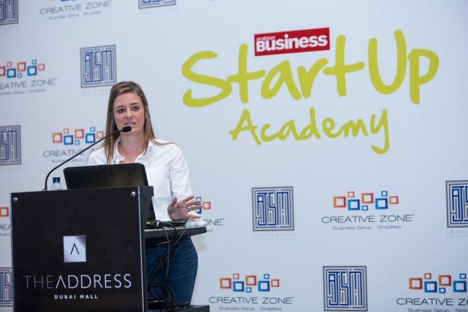 Women entrepreneurs need to overcome self-doubt, concludes Arabian Business StartUp Academy