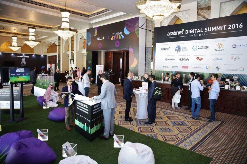 UAE investors are less risk-averse, concludes ArabNet Digital Summit
