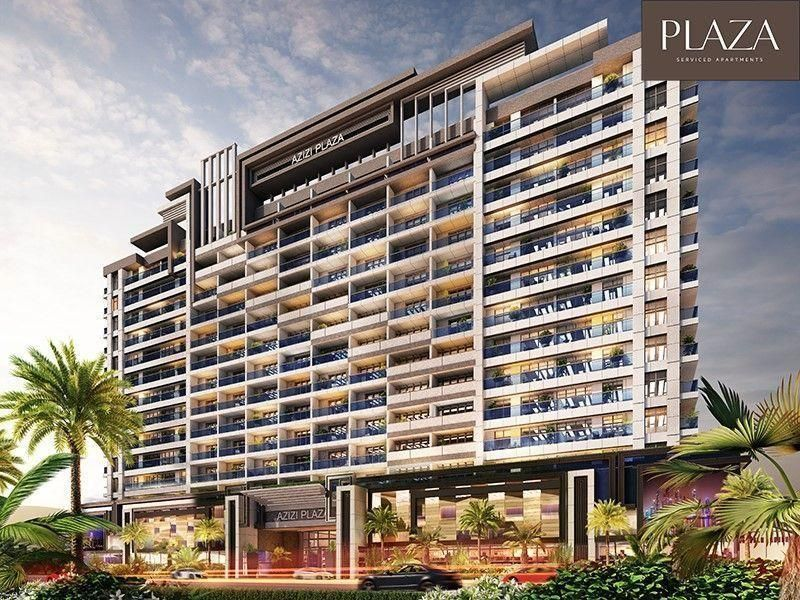 UAE developer Azizi launches new $117m Dubai project
