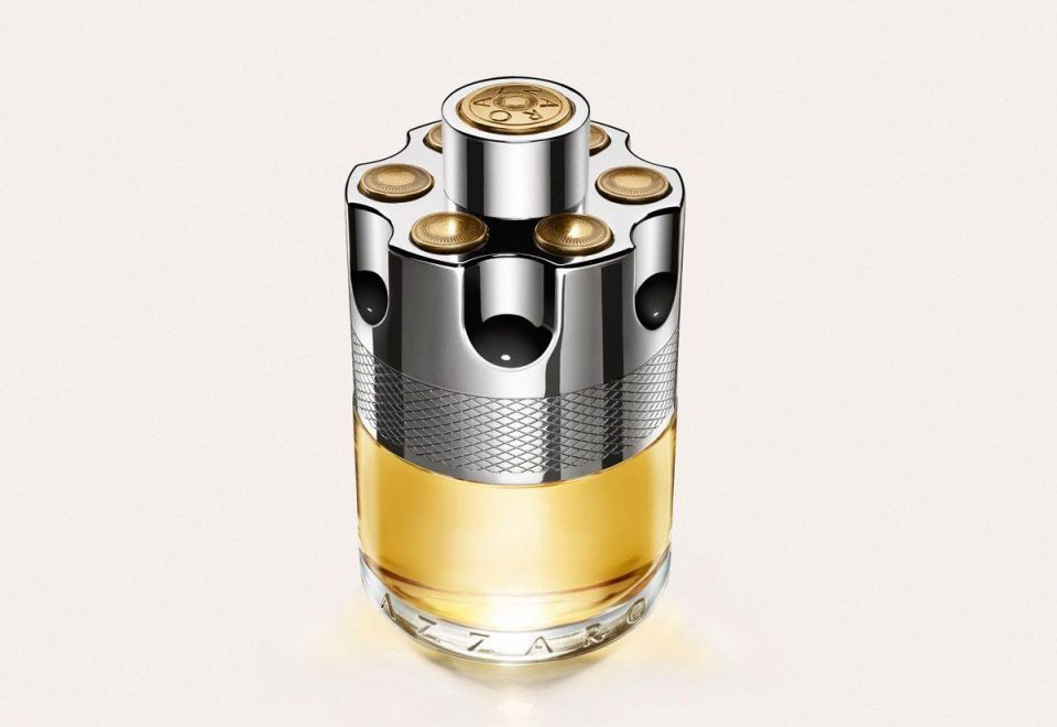 Azzaro Wanted: Scent of the month (August)