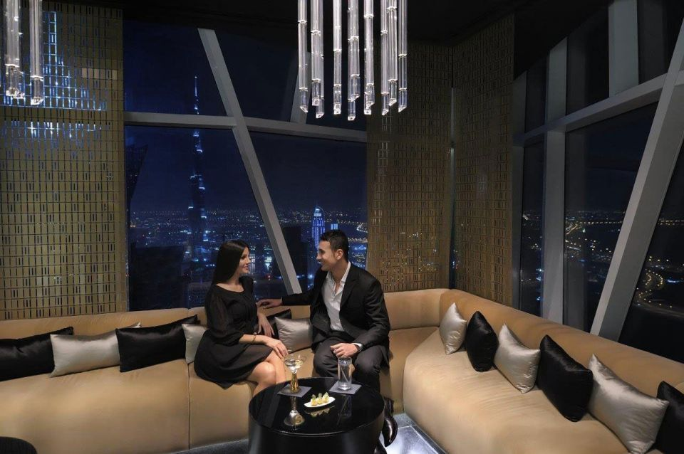 Bars with the best views in Dubai