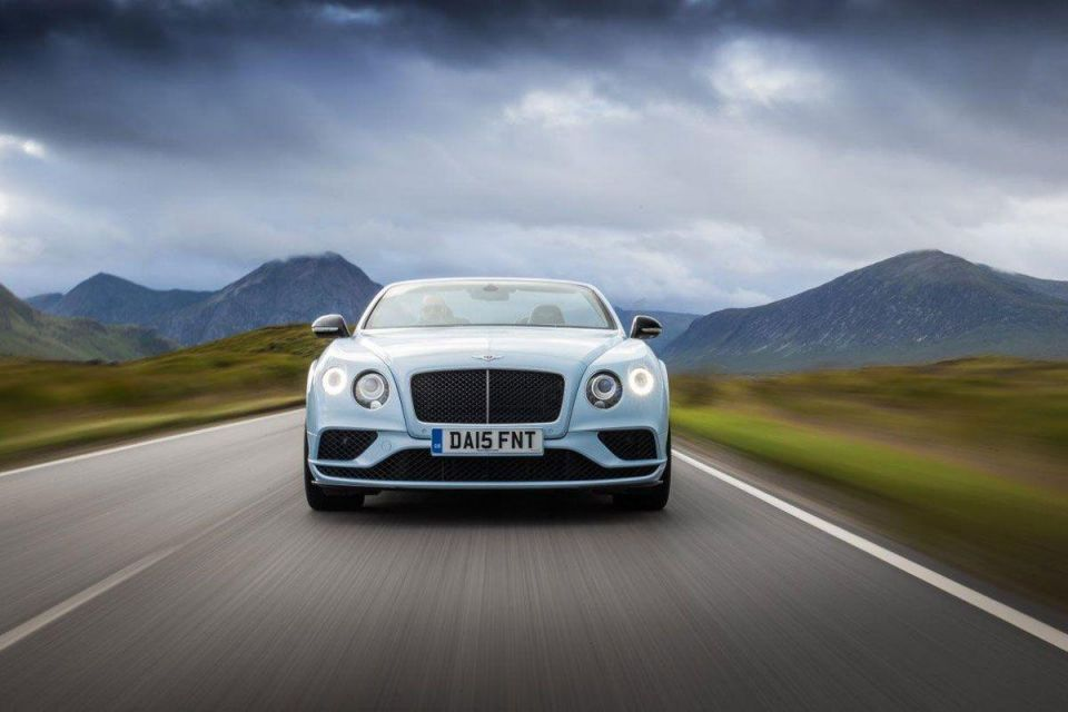 Review: Bentley Continental GT V8 S