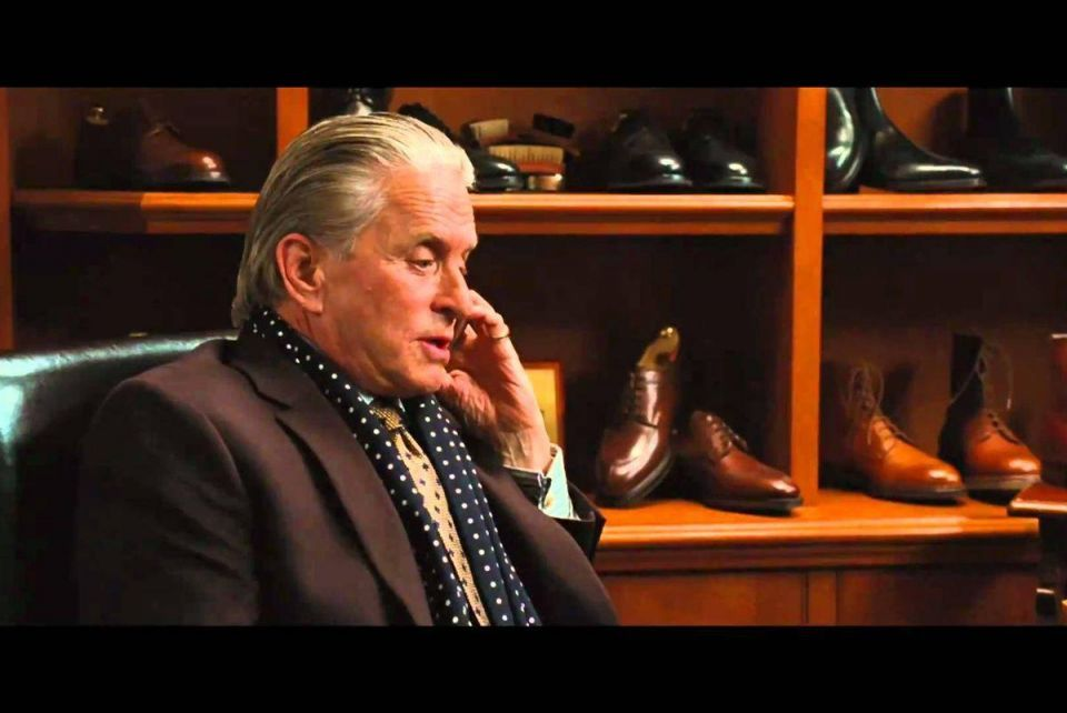 Business style in film