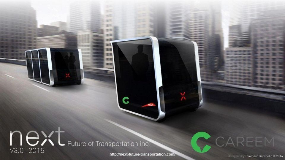 Revealed: plans to bring self-driving pods to Gulf cities