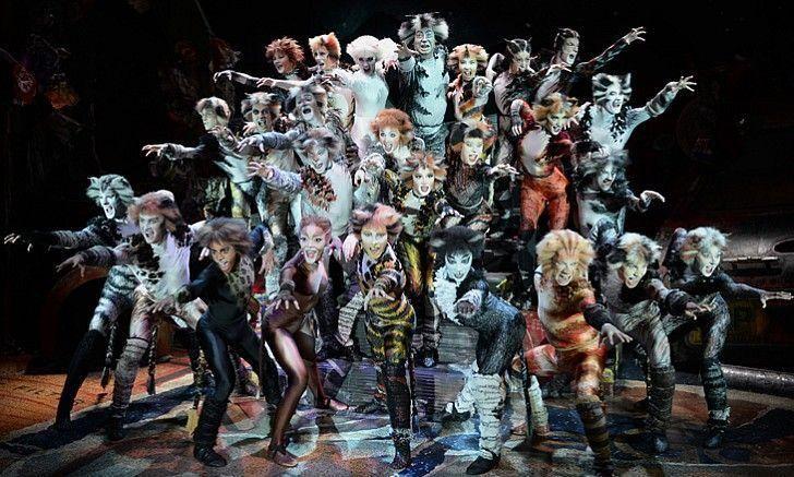 CATS the Musical coming to Dubai Opera