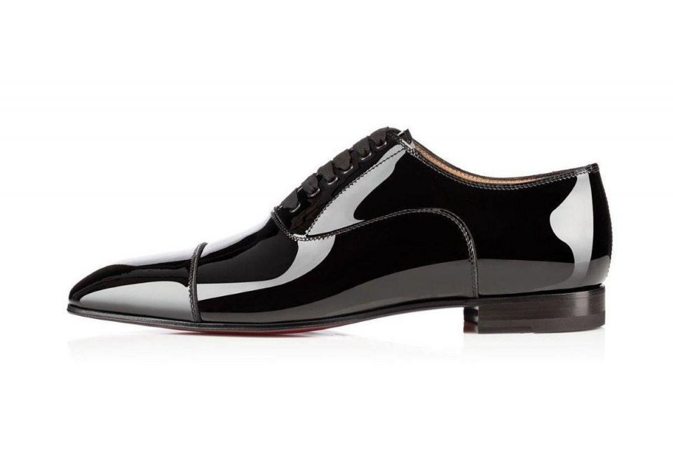 Are you brave enough for Louboutin's new men's classics?