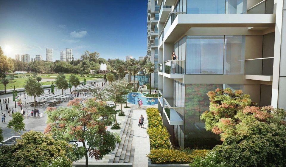 Dubai's Damac launches new Akoya Oxygen golf, beach-style homes
