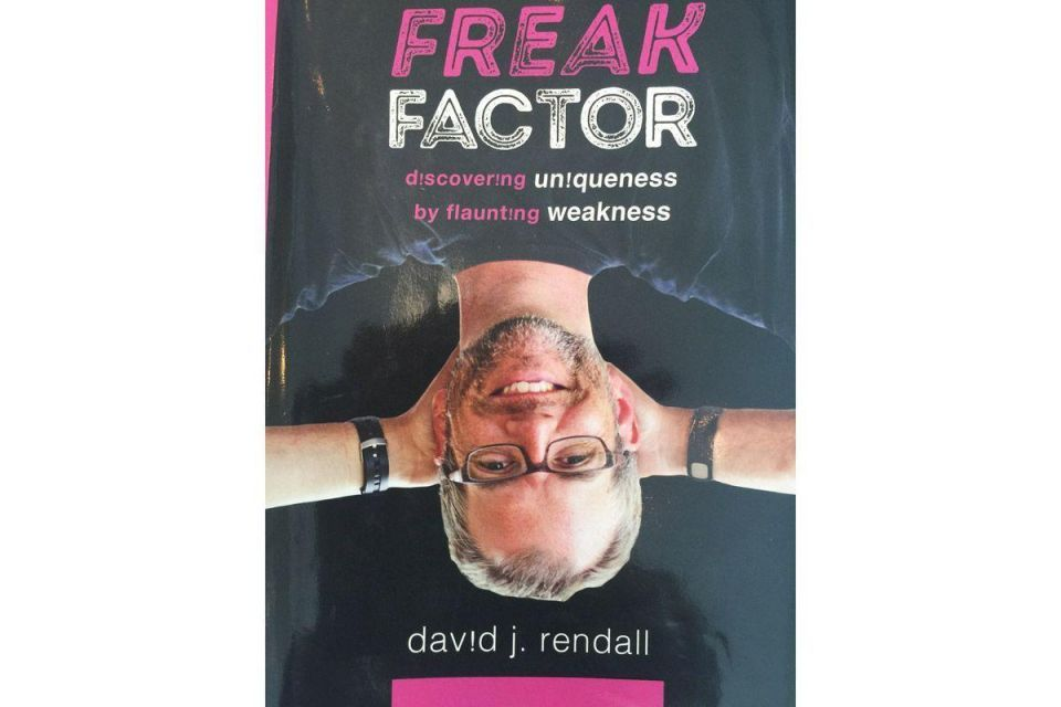 David J. Rendall on turning weakness into strength