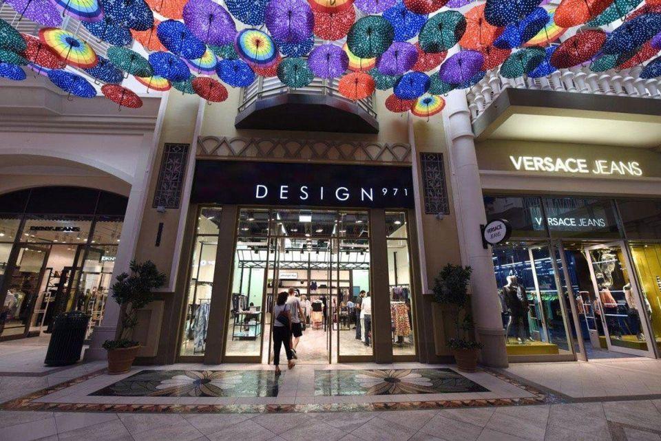 Local designers' pop-up store opens in Dubai Mall