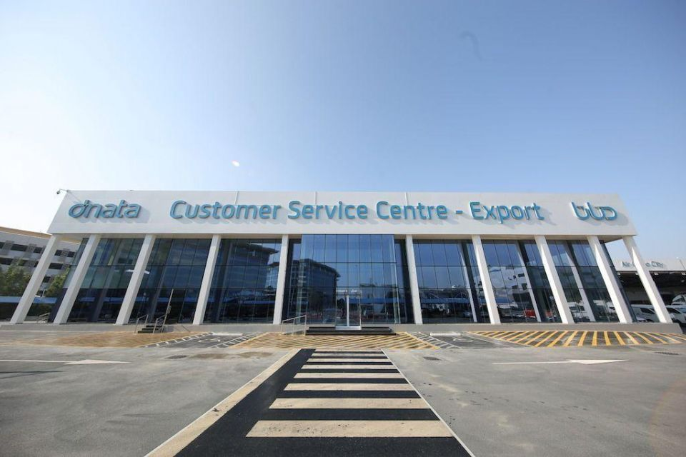 Dubai's dnata launches new centre for cargo exports
