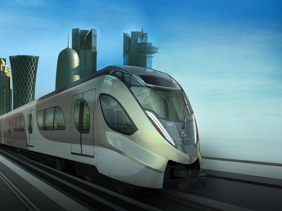 Qatar reveals new Doha Metro train designs