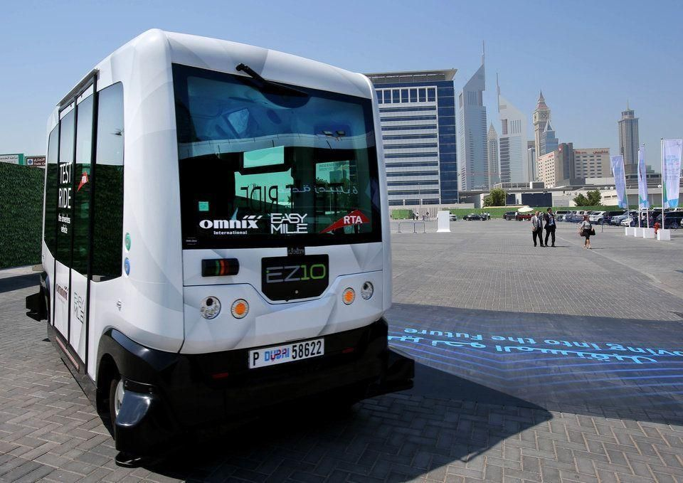 Video: Driverless car trial to start in Downtown Dubai