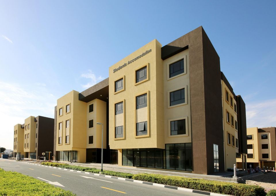 Construction work finished on Dubai student accommodation project