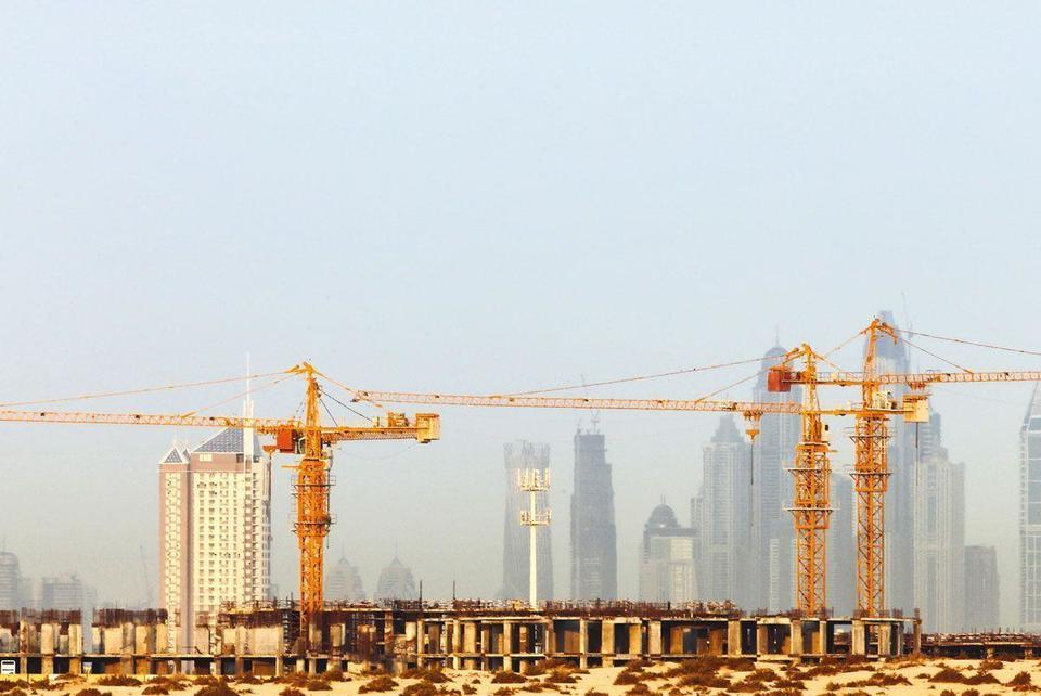 Dubai private sector growth drops 'to slowest rate since April', says Emirates NBD