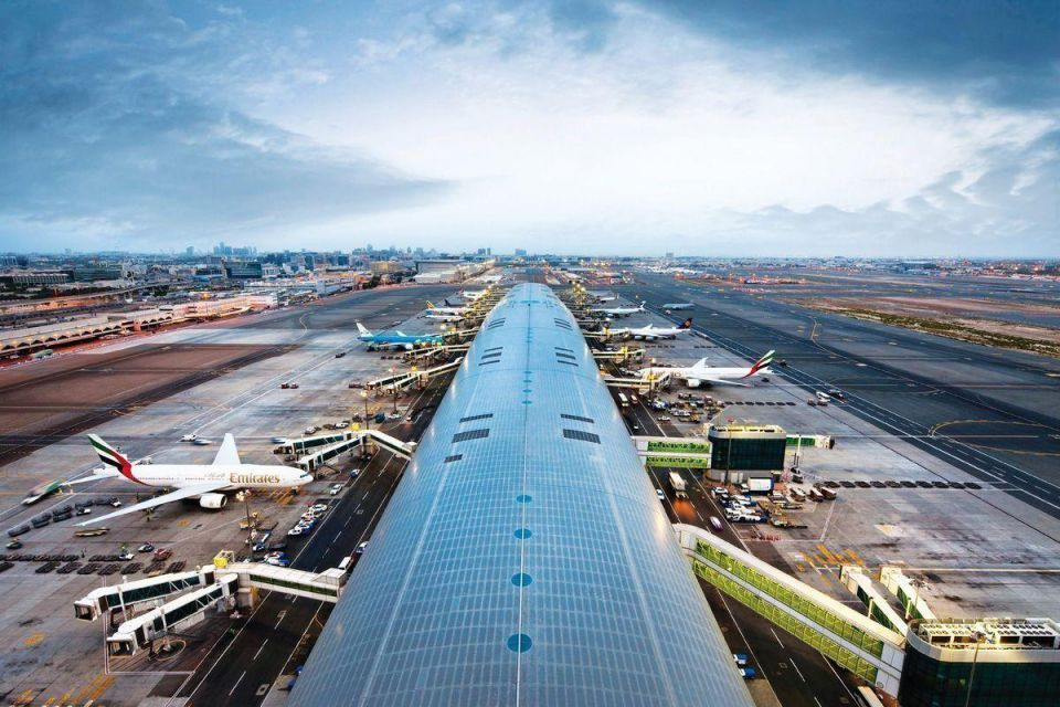 Dubai retains title of world's busiest international airport