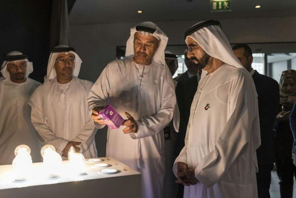 Dubai to save 90% on public lighting costs with LED lamps project