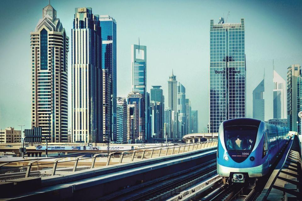 More than 543m use Dubai public transport system in 2016
