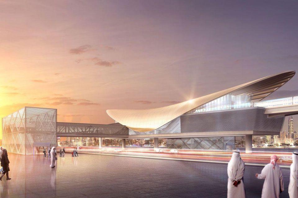 Video: Work begins on Dubai Expo 2020 metro station, route