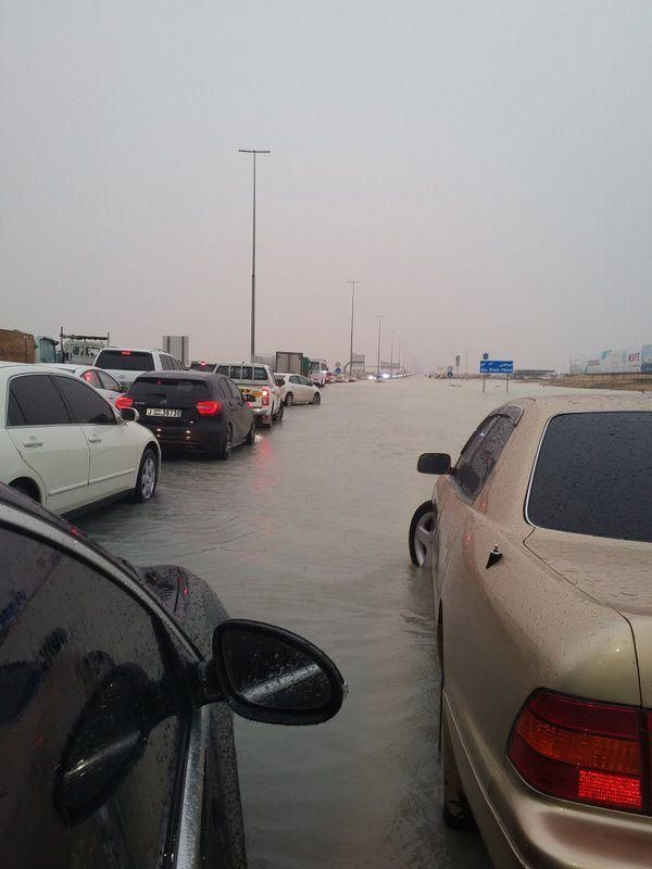 Police 'report 44,526 speeding offences' during UAE storms