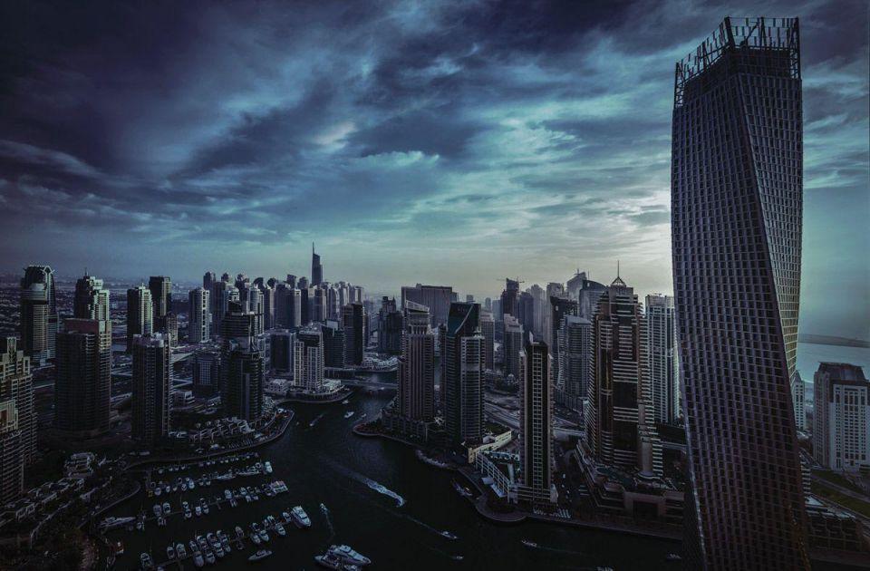 What happens when Dubai's lights go out?