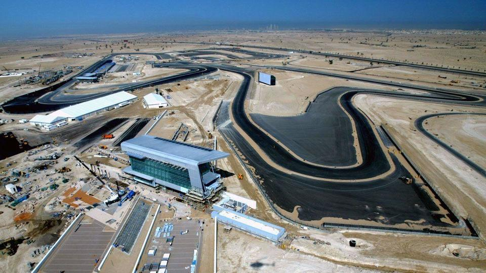 New hub for UAE motorsport sector to be completed by end-2017
