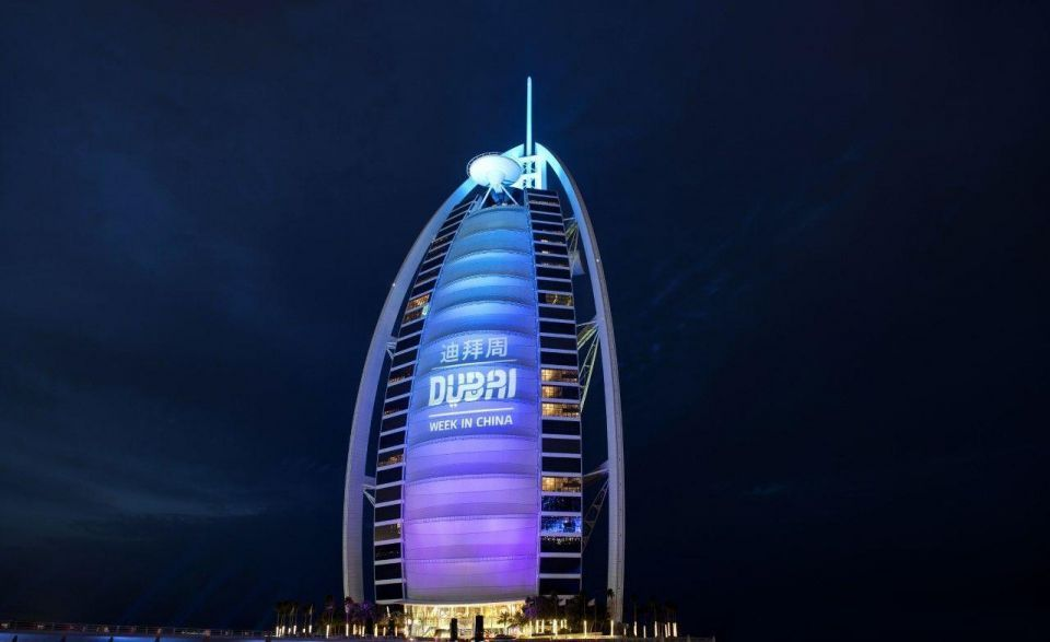 Dubai to stage major Shanghai event to boost China trade links