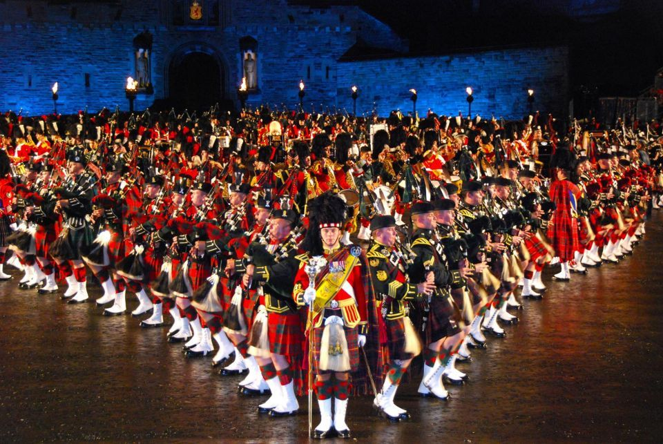 Revealed: Plans to bring Royal Edinburgh Military Tattoo to UAE