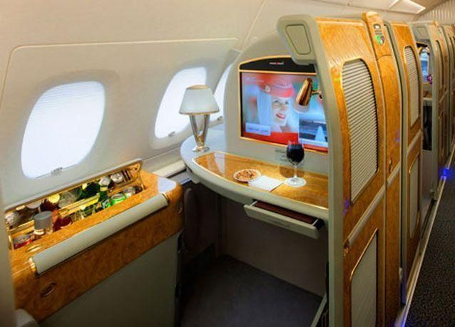 Emirates to launch new first class product 'this year' - Sheikh Ahmed