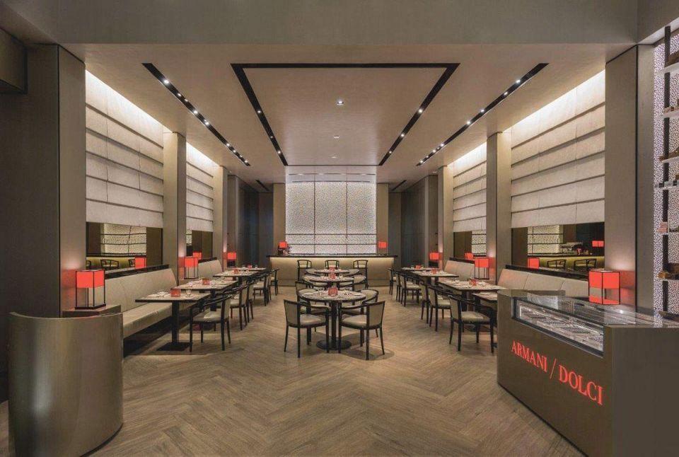 Review: Emporio Armani Caffe