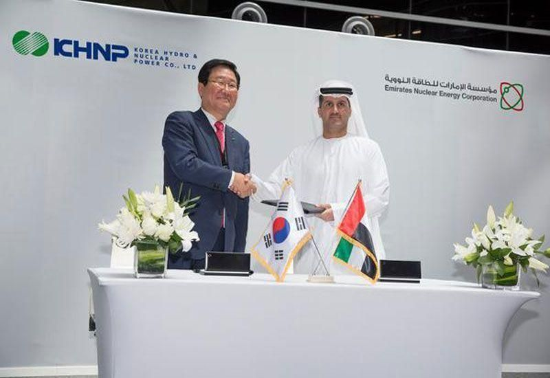 South Korea inks $920m deal for UAE reactors