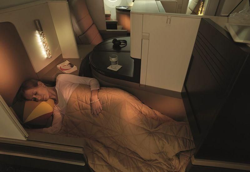 Etihad announces 50% sale on business class fares
