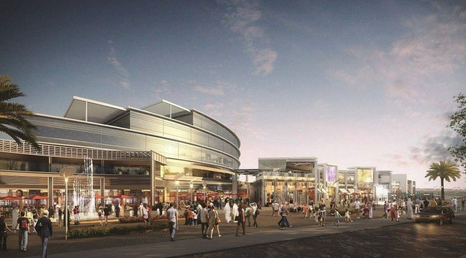 Top F&B brands sign up to new $136m mall in Dubai