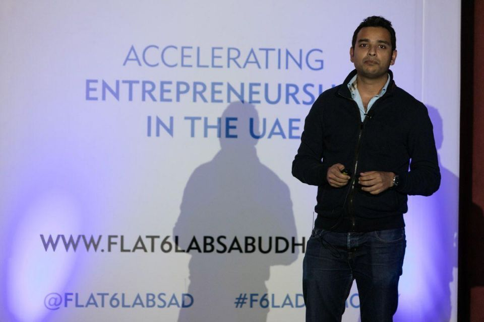 Flat6Labs Abu Dhabi's Second Demo Day