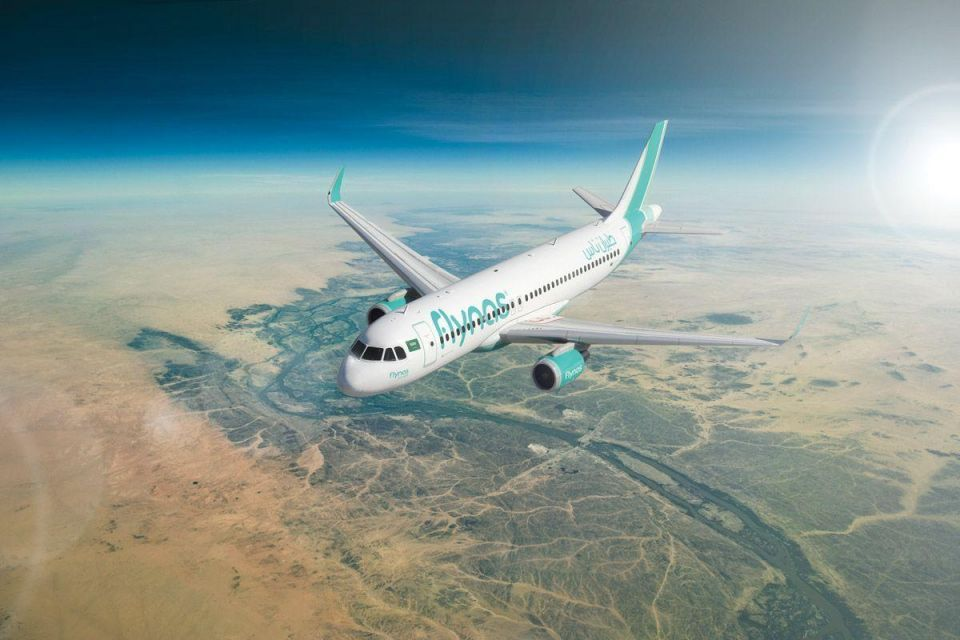 Kingdom Holding confirms flynas deal to buy Airbus aircraft worth $8.6 billion