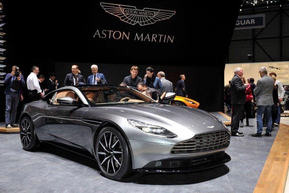 The sleekest cars at Geneva Motor Show