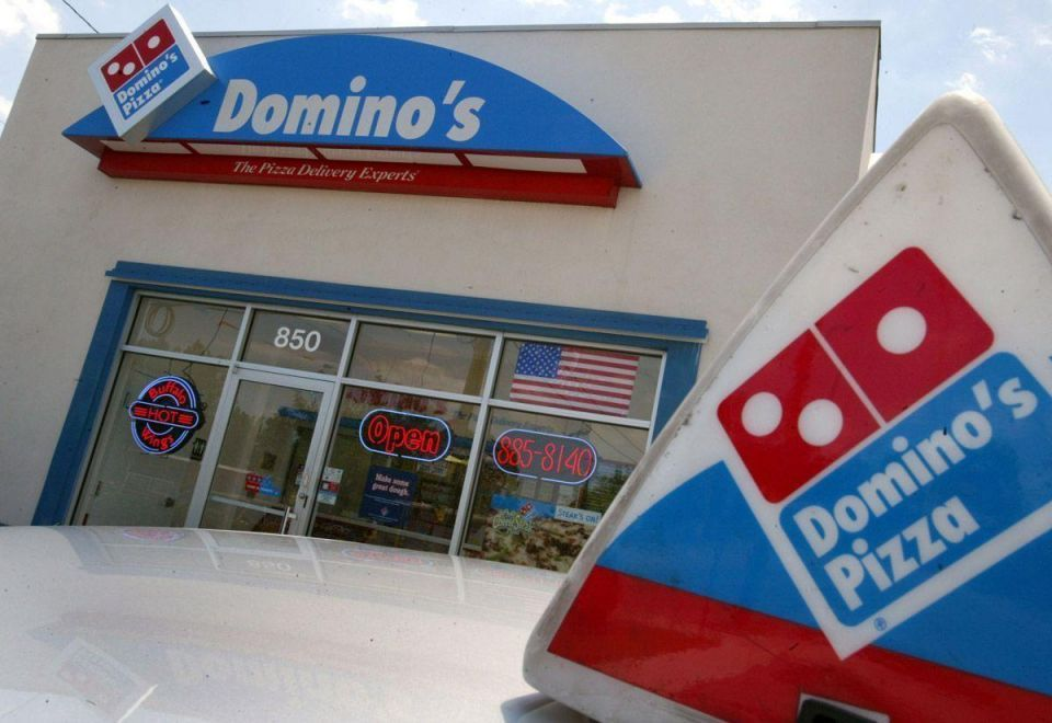 The truth behind the logo: Domino's Pizza