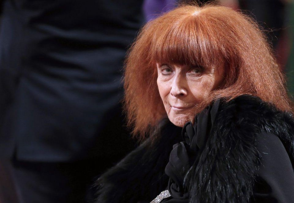 Famed French fashion designer Sonia Rykiel dies aged 86