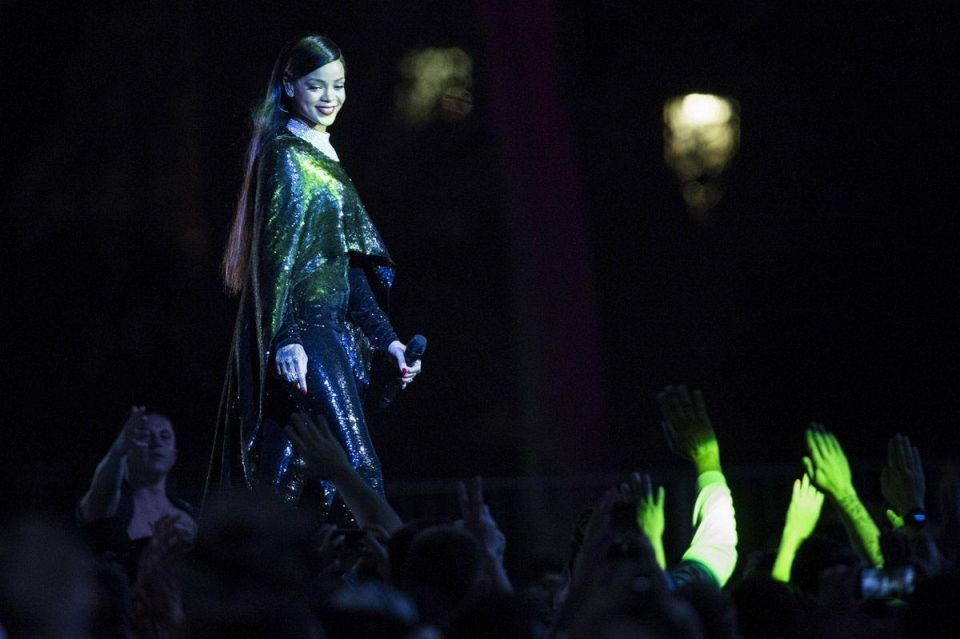 Rihanna, Chemical Brothers to perform live at Abu Dhabi F1 after-race concerts