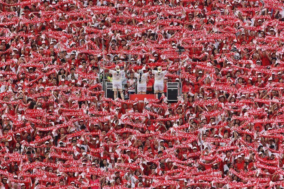 Singapore celebrates National Day 2015