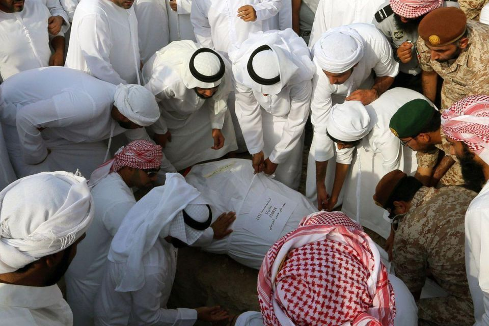 Remaining martyrs' bodies returned to UAE