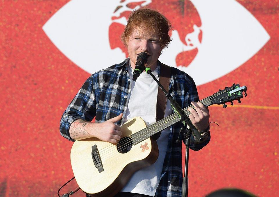 Video: Musician Ed Sheeran faces copyright lawsuit over 'Thinking Out Loud'